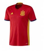 Spanje Shirt Thuis Senior 16/18 Authentic-22759