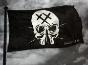 1912 skull vlag z1