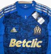 Olympique Marseille-Uit-Shirt-Senior-2011-2012