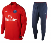 Paris Saint Germain Trainingspak Junior 2017-2018