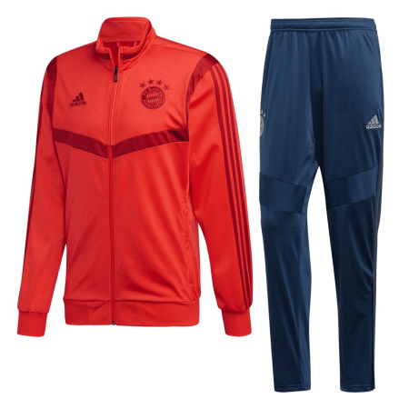 Bayern Munchen Trainingspak Poly Senior 2019-2020