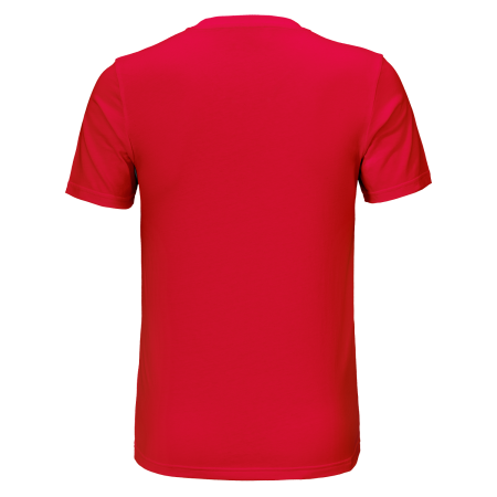 Malelions T-Shirt Embossed Red