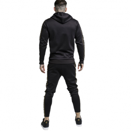 SikSilk Taped Sweatpak Hooded Senior