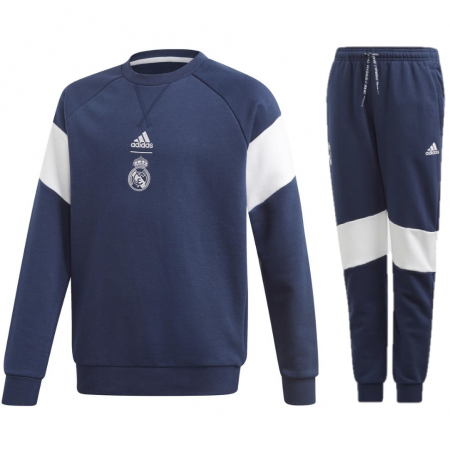 Real Madrid Crew Sweatpak Junior 2019-2020 2