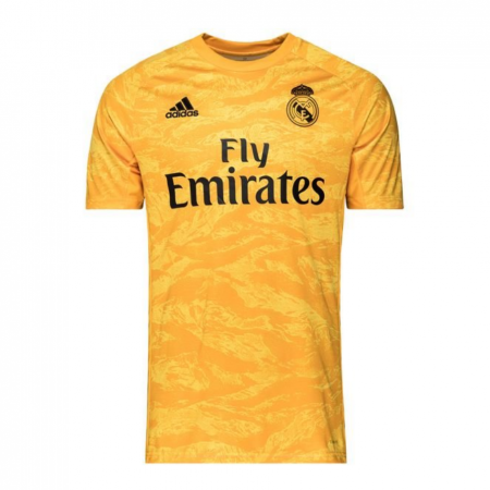 Real Madrid Keepersshirt Thuis Senior 2019-2020