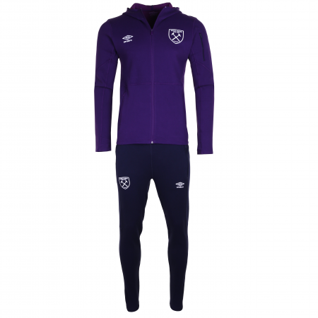 West Ham Fleece Trainingspak Senior 2019-2020