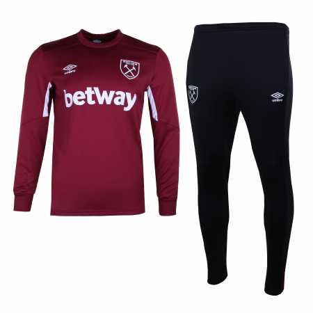 West Ham Sweatpak Senior 2019-2020