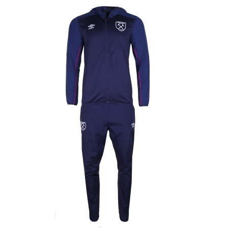 West Ham Trainingspak Hooded Senior 2019-2020