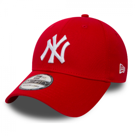New Era NY Yankees Essential Red 39Thirty