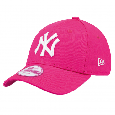 New Era NY Yankees Fashion Essential 9Forty Cap Pink