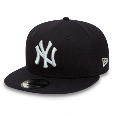New Era NY Yankees White On Navy 9Fifty Snapback