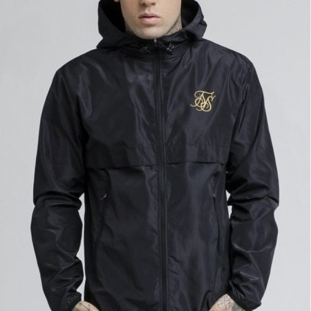 SikSilk Windrunner Black