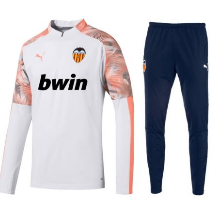 Valencia CF 1/4 Zip Trainingspak Junior 2019-2020