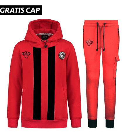 Black Bananas F.C. 2.0 Hooded Trainingspak KIDS