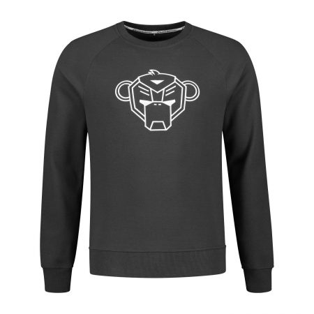 Black Bananas Monkey Crewneck KIDS
