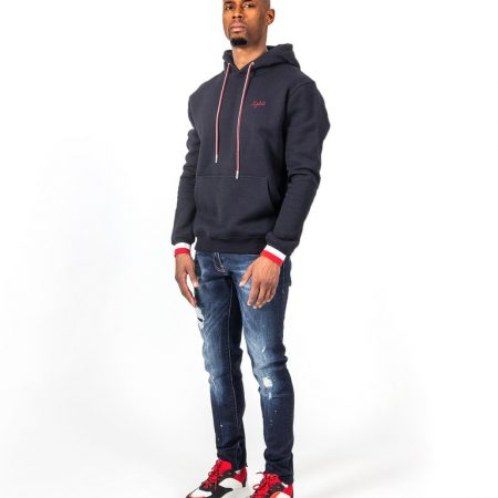 XPLCT France Hoodie Navy