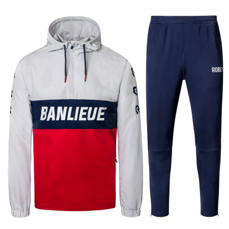 Banlieue X Robey Anorak Trainingspak Senior