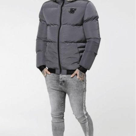 SikSilk Distance Jacket Grey