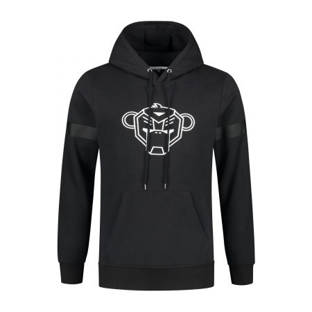 Black Bananas Chief Big Monkey Hoodie Senior