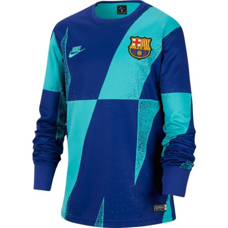 FC Barcelona Pre-Match Longsleeved Junior 2019-2020FC Barcelona Pre-Match Longsleeved Junior 2019-2020