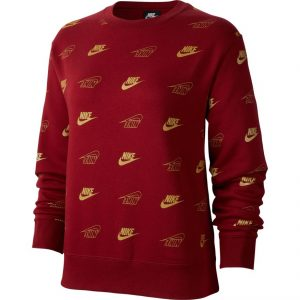 Nike NSW All Over Sweater Dames