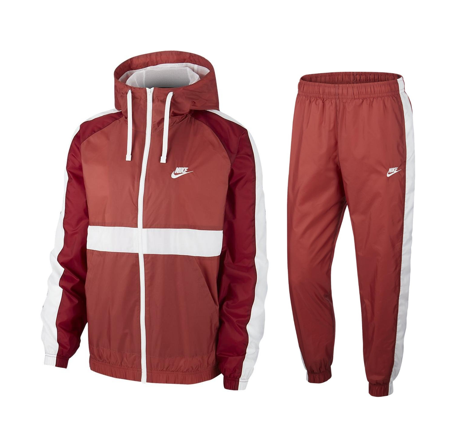 Nike NSW Woven Hooded Trainingspak Senior