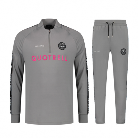 Quotrell Trash Tracksuit Grey