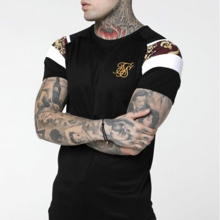 SikSilk Royal Venetian T-shirt