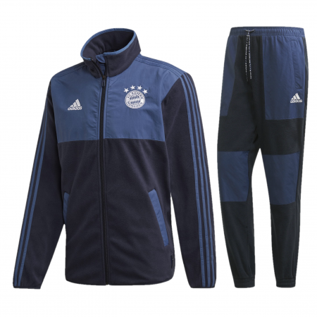 Bayern Muchen SSP Fleece Trainingspak Senior 2019-2020