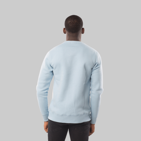 By Risque Blue Casual Sweater Senior