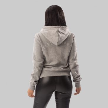 By Risque Grey Mist Hoodie Senior