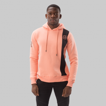 By Risque Salmon Hoodie Senior