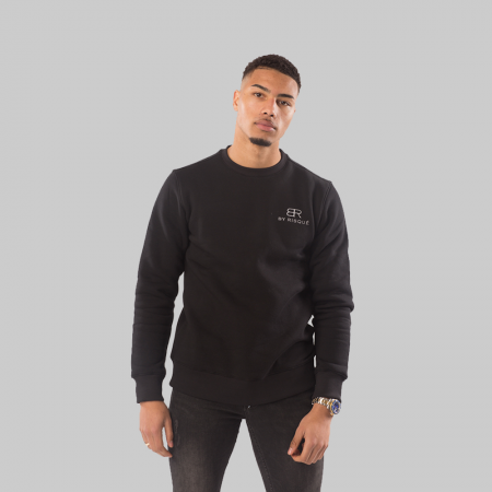 By Risque Sweater Black Senior