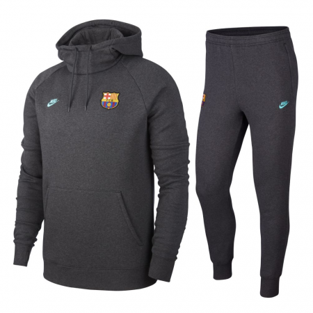FC Barcelona FZ Fleece Sweatpak Junior 2019-2020