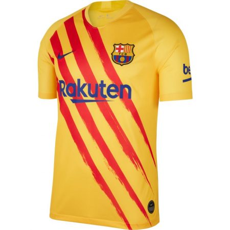 FC Barcelona Stadium Shirt Senior 2019-2020