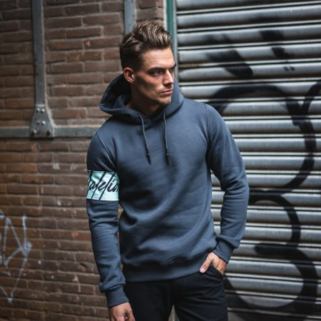 Malelions Captain Hoodie Antra/Mint