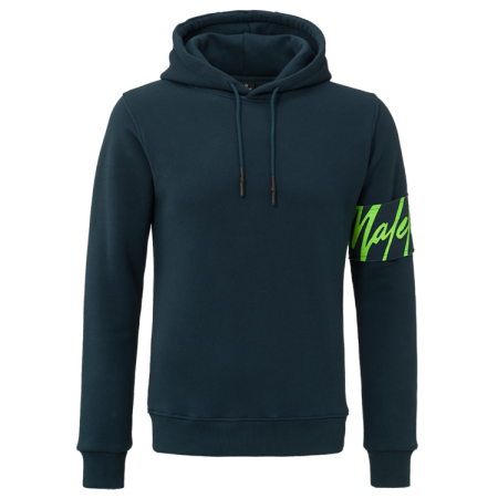 Malelions Captain Hoodie Navy/Green
