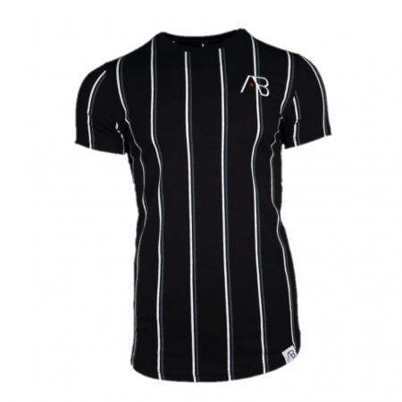 AB Lifestyle London T-shirt Zwart