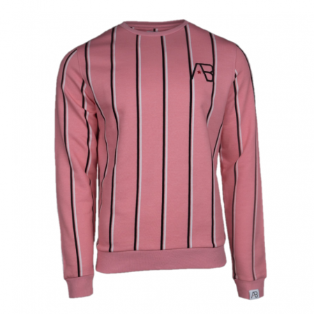 AB Lifestyle Sweater London Roze