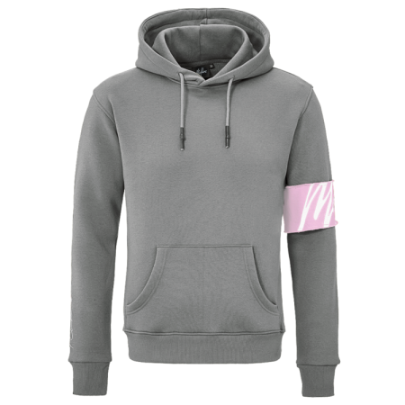 Malelions Captain Trainingspak Grey/Pink