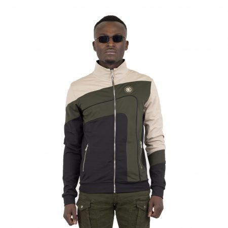 Ceasarss Galaxy Jacket Army