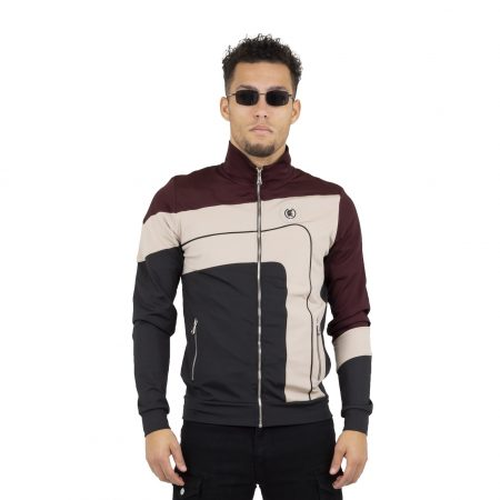 Ceasarss Galaxy Jacket Bordeaux
