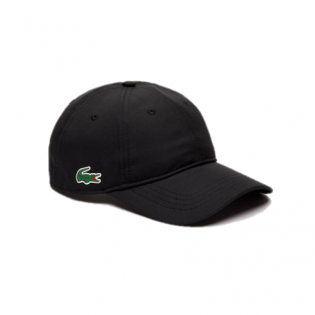 Lacoste Poly Cap Black