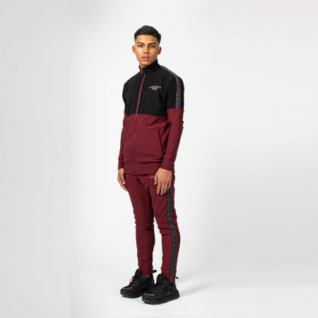 XPLCT Creator Tracksuit Red
