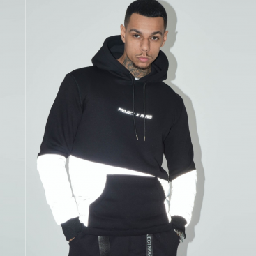 Project X Paris Quilted Hoodie