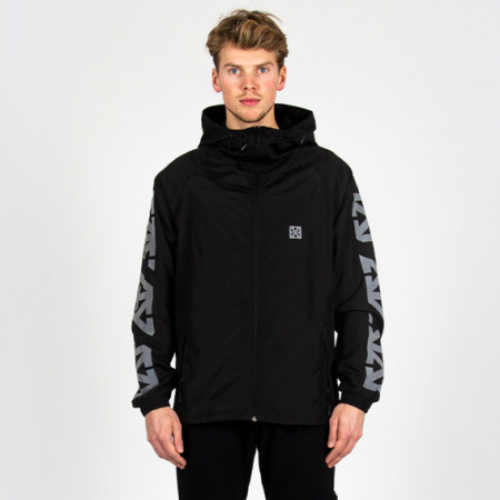 XPLCT Reflector Jacket Black