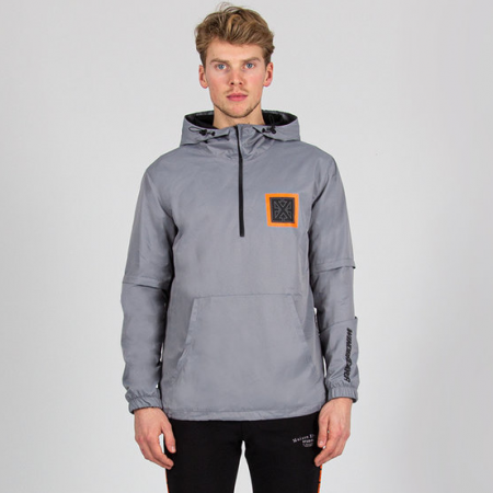 XPLCT Square Jacket Grey
