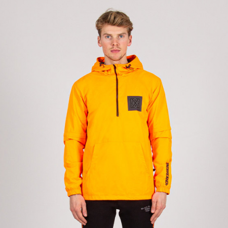 XPLCT Square Jacket Orange