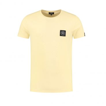 Quotrell Commodore T-Shirt Yellow