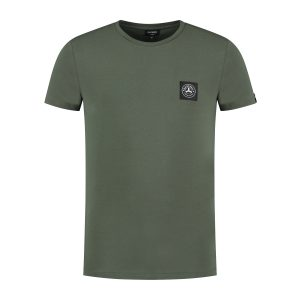 Quotrell Commodore T-Shirt Green